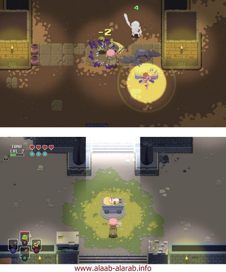 تحميل لعبة Sword of the Necromancer للكمبيوتر مجانا