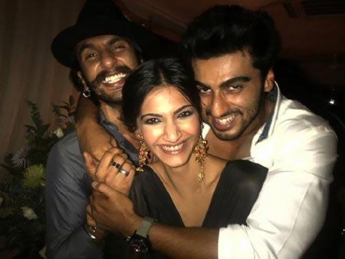 Sonam Arjun Kapoor Bollywood brothers sisters