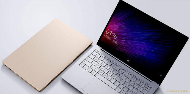 Laptop canggih Xiaomi Notebook Air 12.5 Inch Bagus untuk mahasiswa