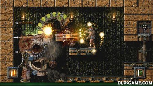 GODS Remastered Screenshot 2