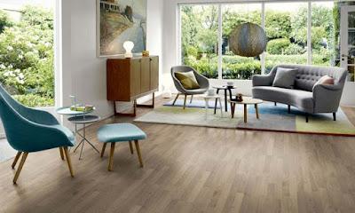lắp đặt sàn gỗ cho phòng khách cần lưu ý điều gì?1