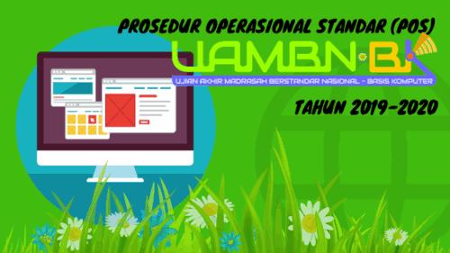 Download POS UAMBN Resmi Tahun Pelajaran 2019/2020
