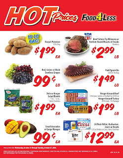 ⭐ Food 4 Less Ad 10/28/20 ⭐ Food 4 Less Weekly Ad October 28 2020