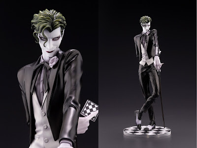 San Diego Comic-Con 2020 Exclusive The Joker Ikemen Statue by Kotobukiya x DC Comics