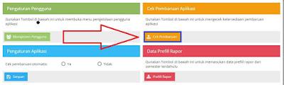 Cek Pembaruan Aplikasi Dapodik terbaru