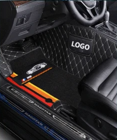 Purchase your Customized Floor Mats!