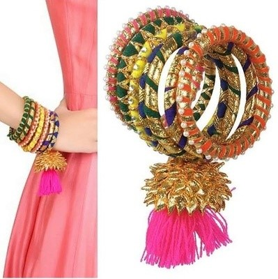 Top 10 Places To Get Floral & Gota Jewellery For Your Mehendi