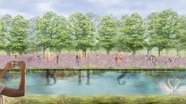 Verbenas, Piet Oudolf y mucho más en Hampton Court Flower Show 2018