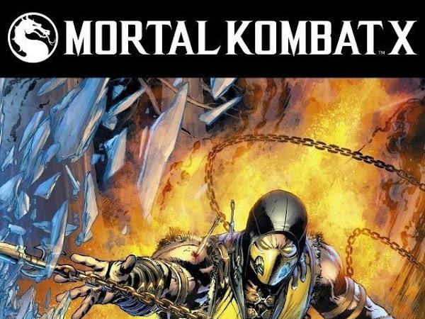 Resenha Mortal Kombat X: Volume 1 – Laços de Sangue-  Capitulo 1 # 1