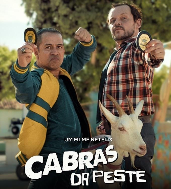 'Cabras da Peste': confira o trailer da nova produção nacional que estreia na Netflix