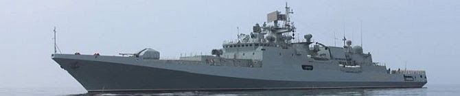 Pakistan Navy Chief Visits Russian Warship. Should India Worry?