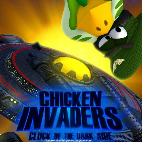 download chicken invaders 2019