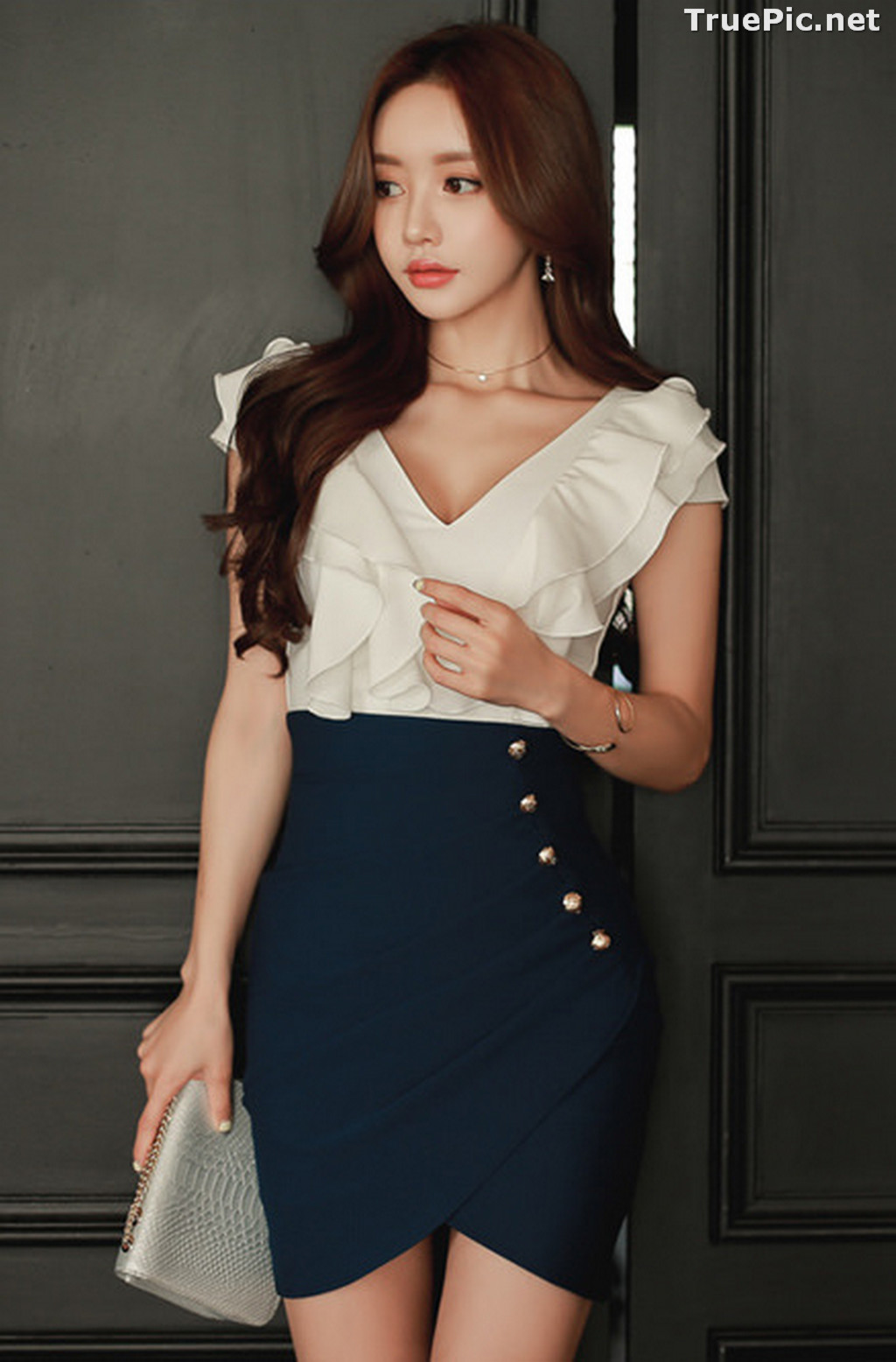 Image Son Yoon Joo Beautiful Photos – Korean Fashion Collection #4 - TruePic.net - Picture-6