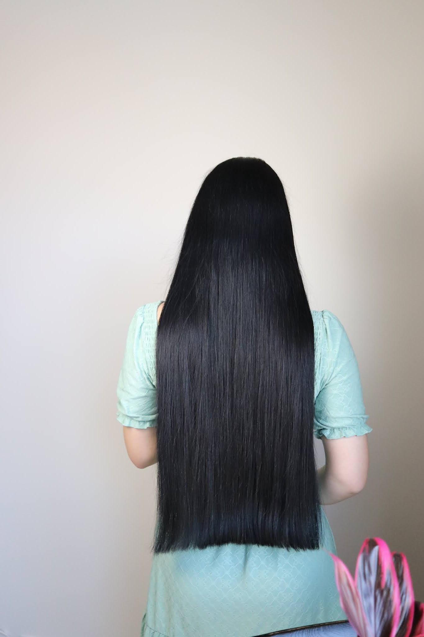 zdrowe włosy po podcięciu
