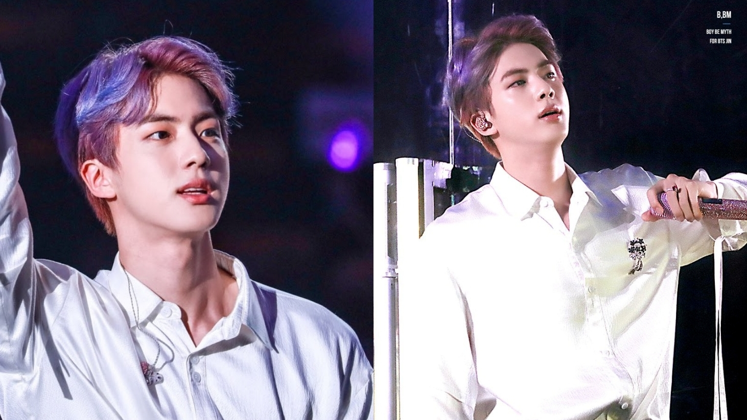 BTS' Jin Openly Talks About The Contract With Agency at 'Bang Bang Con The Live' Concert