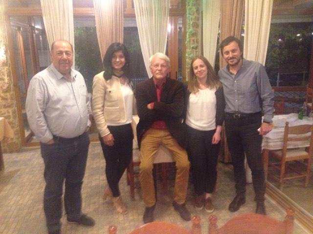 Παρουσίαση υποψήφιων βουλευτών ΚΙΝΑΛ Χαλκιδικής