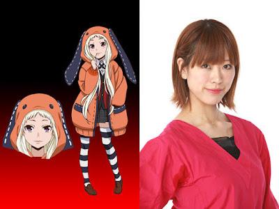 Mayu Udono será también del consejo de estudiantes con Runa Yomozuki.