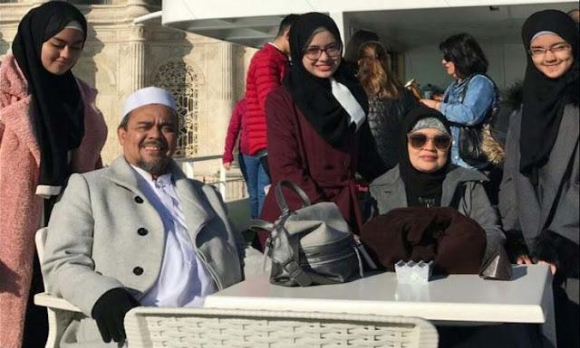 Latar Belakang Pelarian Rizieq Sihab