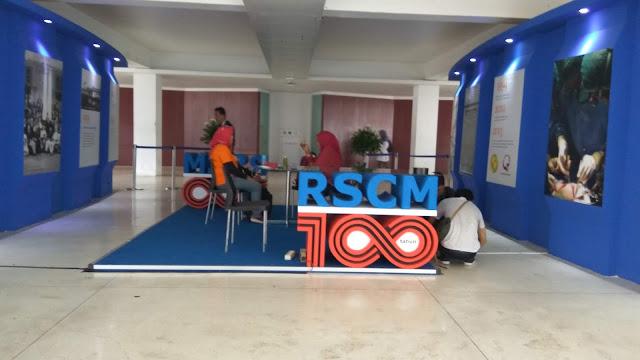 Sejarah perjalanan RSCM sebagai rumah sakit  hingga berusia seabad (dok.winhu)