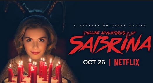 Nouvelles Aventures de Sabrina netflix