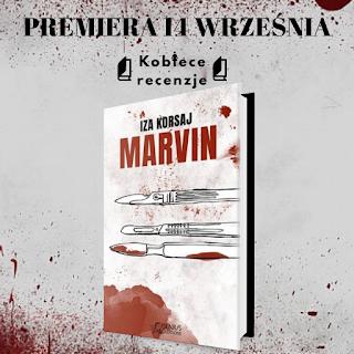 Marvin - Iza Korsaj (PATRONAT MEDIALNY)