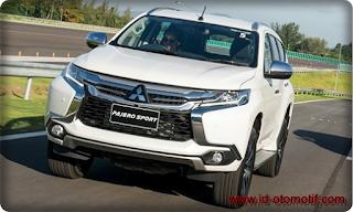 Mitsubishi All New Pajero Sport 2016