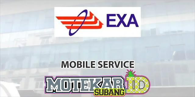 Lowonga Kerja Mobile Service PT. Exa Mitra Solusi Purwakarta 2019