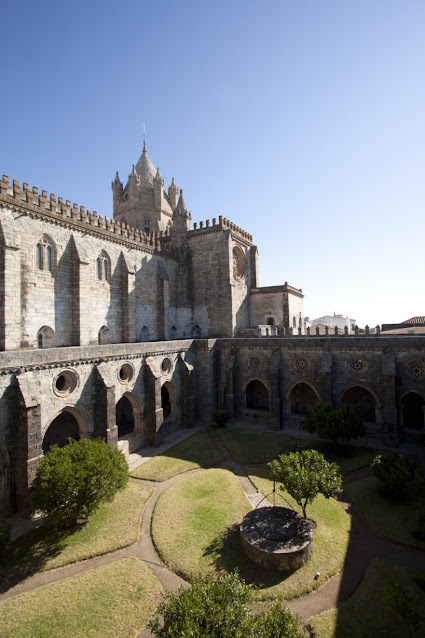 Evora-Sé-Cattedrale