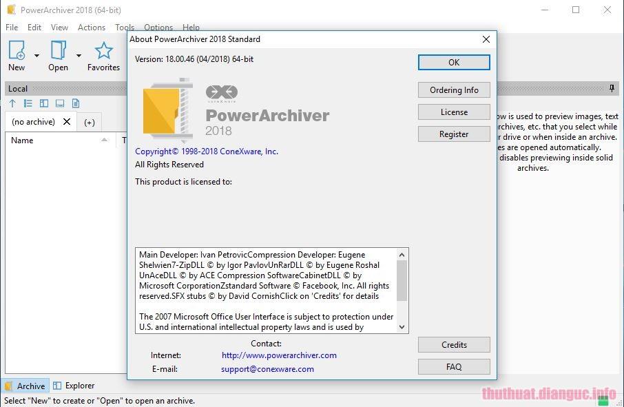 Download PowerArchiver 2019 Professional 19.00.50 Full Crack, phần mềm nén và giải nén dữ liệu, PowerArchiver, PowerArchiver free download, PowerArchiver full crack, PowerArchiver full key