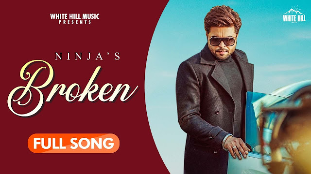 Broken lyrics- Ninja