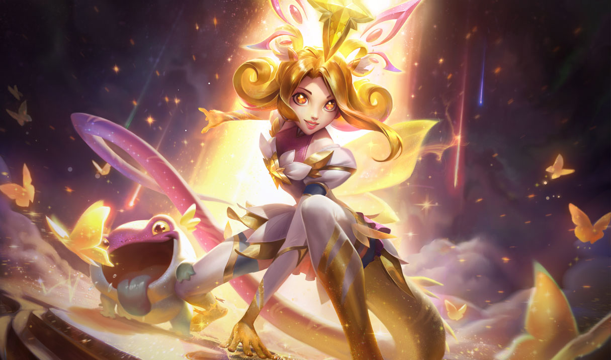 Surrender At 20 9 4 Pbe Update New And Tweaked Splash Art More