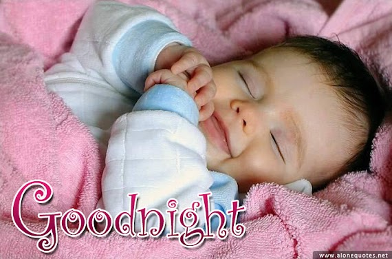 Luxury Good Night With Cute Baby