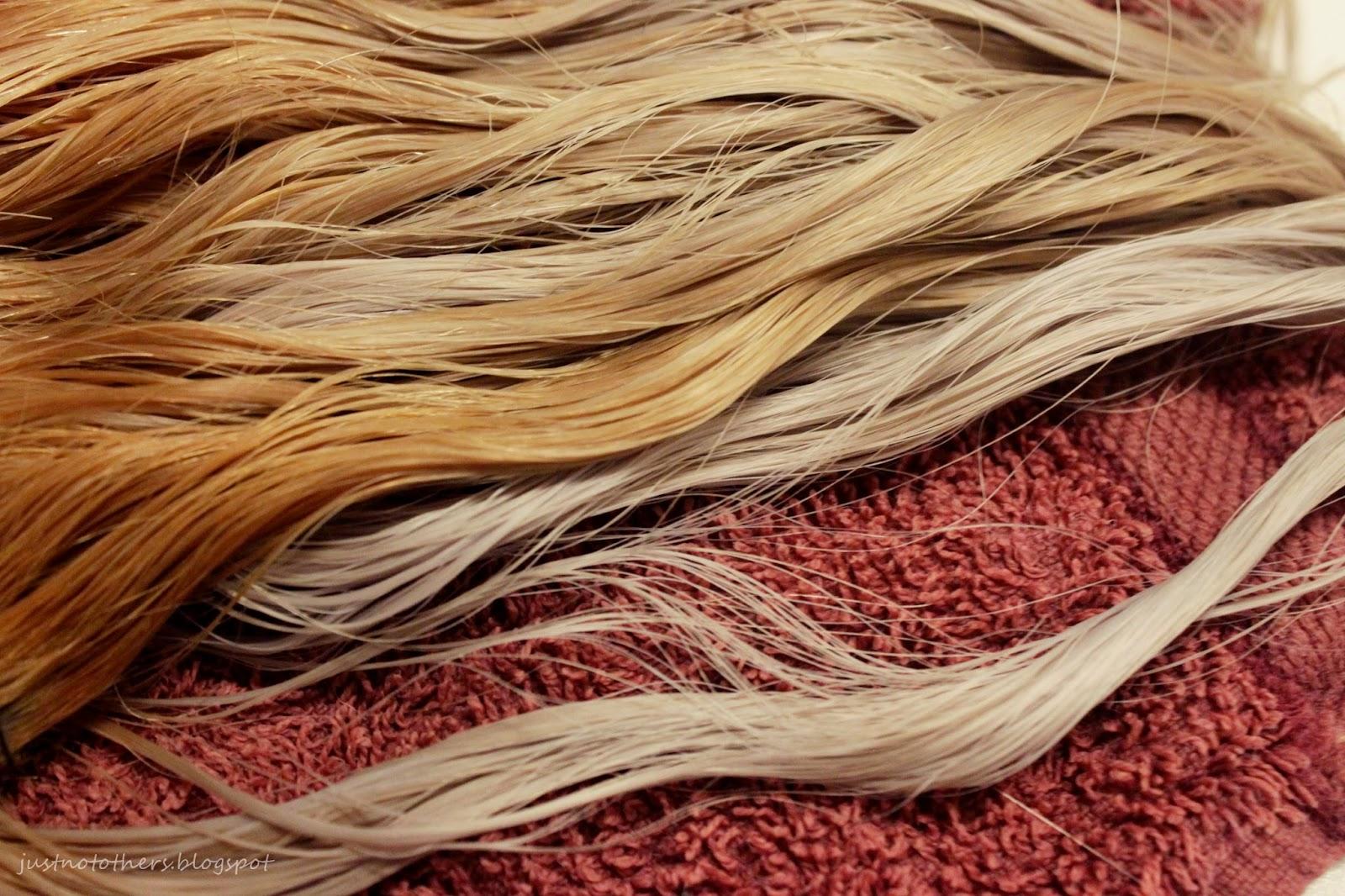 how to dye hair grey