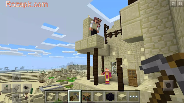 Minecraft Pocket Edition Apk v0.14.0.b1 Latest Version For Android