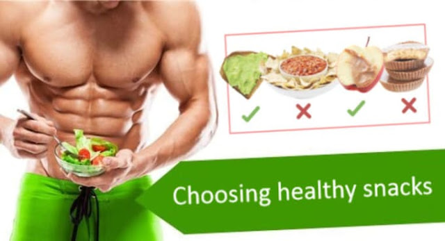 How to choose Healthy Snacks for your diet?