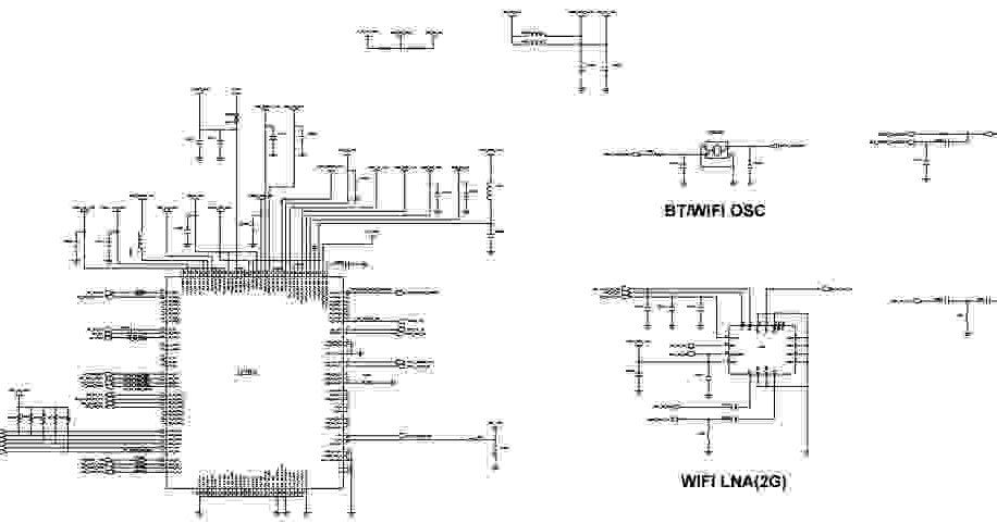 Samsung Galaxy Tab 2 70 P3100 Schematic Diagram  Wiring