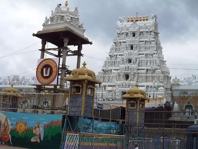 Amazing Temple Tirumala Tirupati Balaji, Darshan & History