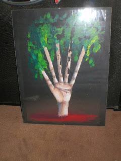 main arbre