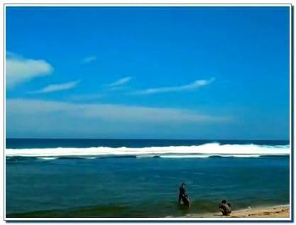 Gambar Pantai Sambolo
