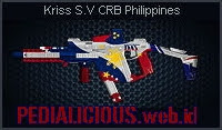 Kriss S.V CRB Philippines