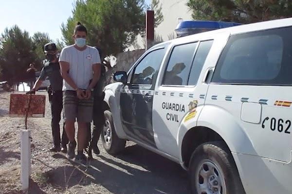 Ver vídeo.Cae un grupo con 8 detenidos por la presunta comisión de robos en viviendas en San Javier