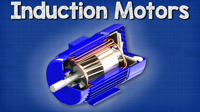 How does an Induction Motor work how it works 3 phase motor ac motor