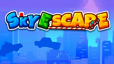 Download Game Android Sky Escape: Car chase