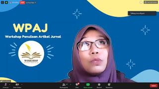 HMJ IAT Ushuluddin UIN Bandung Gelar Workshop Penulisan Artikel Jurnal