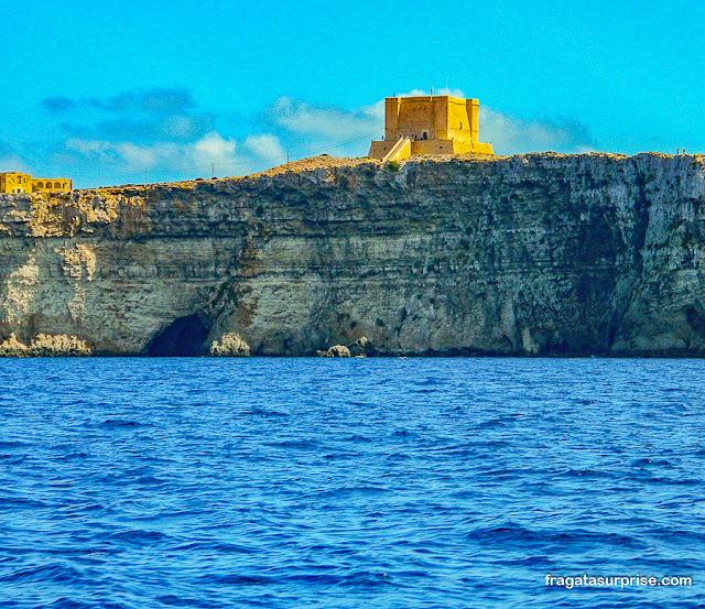 Torre de Santa Maria, Comino, Malta