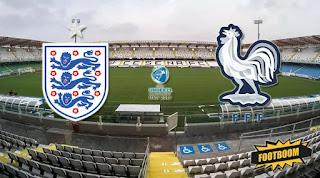 Англия U21 – Франция U21 смотреть онлайн бесплатно 18 июня 2019 прямая трансляция в 22:00 МСК.