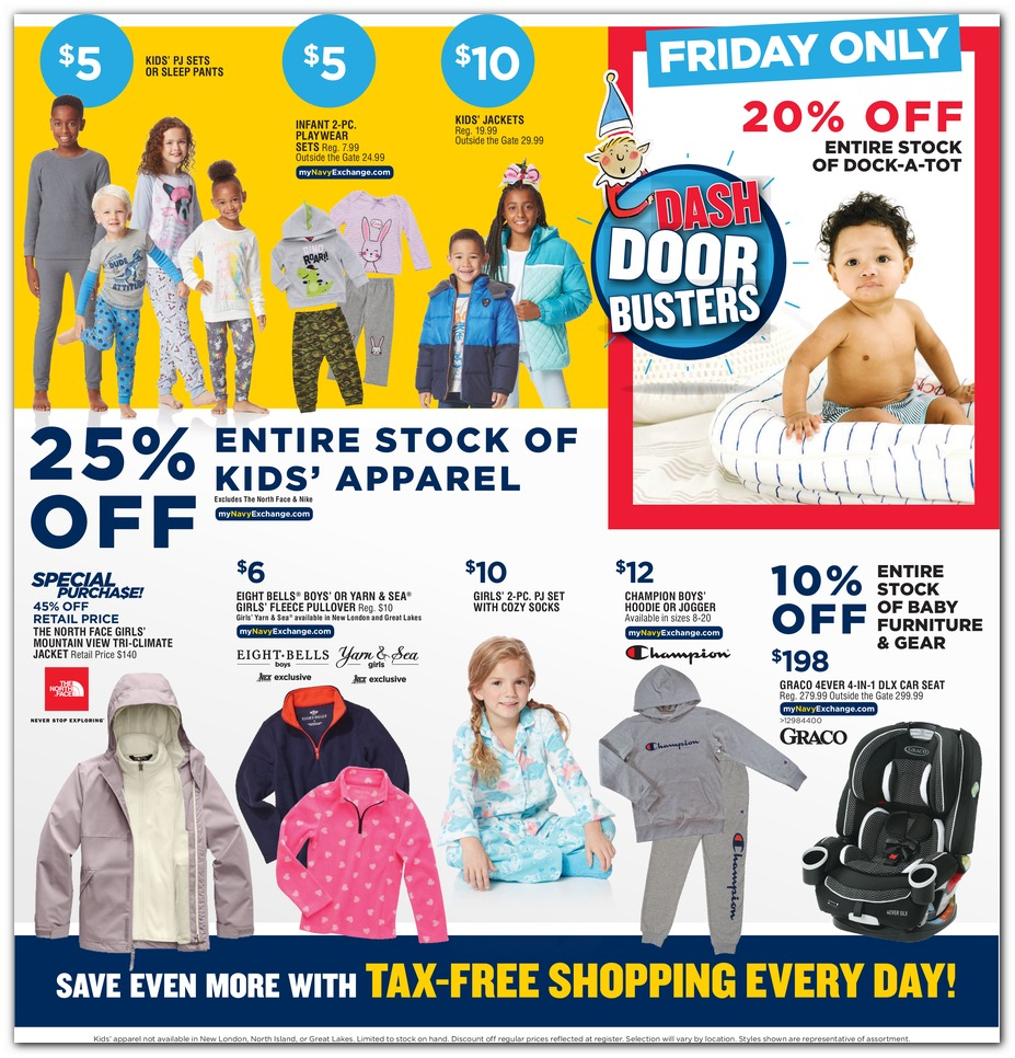 Navy Exchange Black Friday 2019 page 51