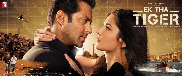 Ek Tha Tiger (2012) - Salman Khan And Katrina Kaif