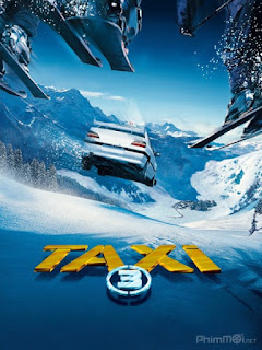 Quái Xế Taxi 3 - Taxi 3 (2003)   Full HD VietSub