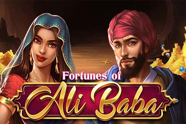 Game Slot Fortunes of Ali Baba Play N Go